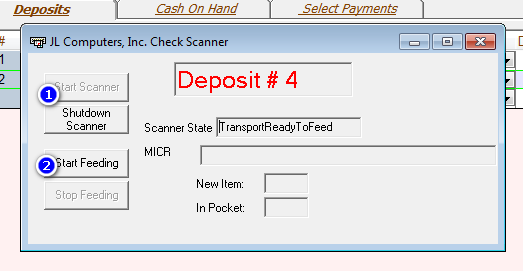 Create Payments from Scanned Checks - JLS Solutions Q&A